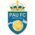 Logo Pau Fc partenaire Inside communication